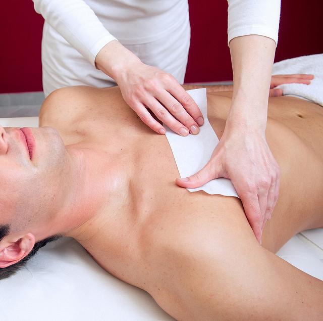 Интимное бритье мужчин видео отличная